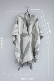 Flint-Leaves-–-Wool-Poncho
